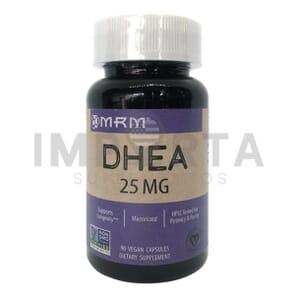 DHEA 25mg (90 Cápsulas) - MRM
