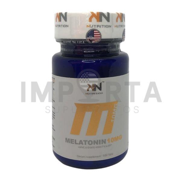 Melatonina 10mg - KN Nutrition