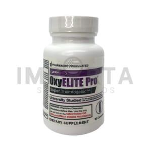 Oxyelite Pro (60 Cáps) Usp Labs