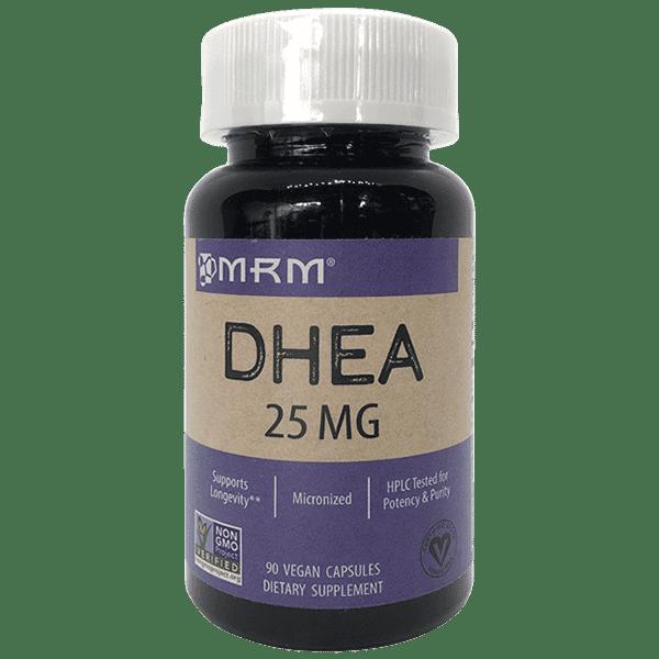 DHEA 25mg - MRM